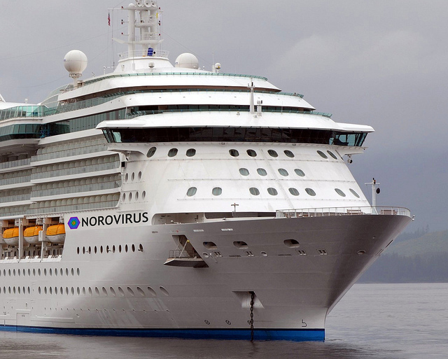 Preparing For A Cruise And How To Prevent Catching Norovirus - Cruise ship norovirus